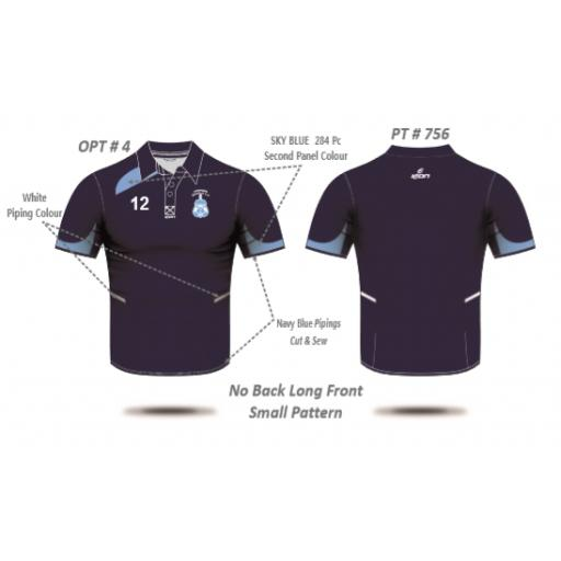 Firwood Bootle CC Polo Shirt - Navy