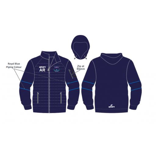 Bracebridge Heath CC Sub Zero Jacket
