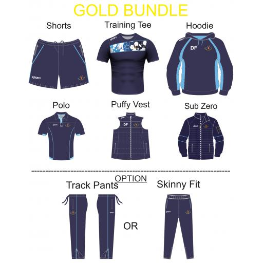 Norden CC Gold Bundle