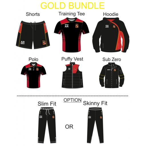 Elland CC Senior Gold Bundle