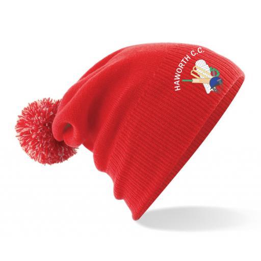 Haworth CC Beanie Hat