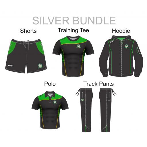 LEA & ROSES CC TRAINING KIT BUNDLE - SILVER
