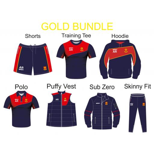 Pool CC Gold Bundle