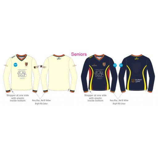 Formby CC Reversible Sweater - Long Sleeve
