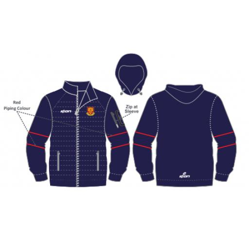 Pool CC Sub Zero Jacket