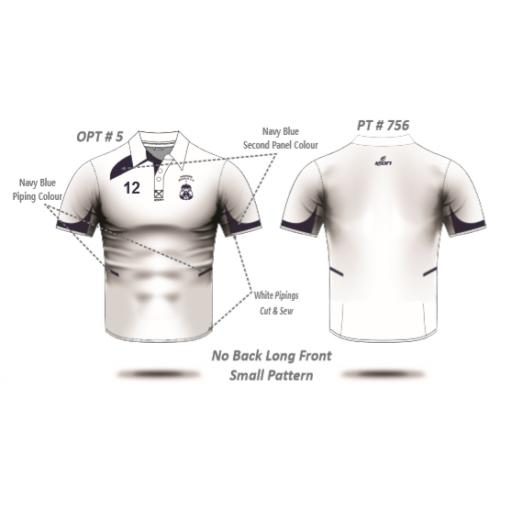 Firwood Bootle CC Polo Shirt - White