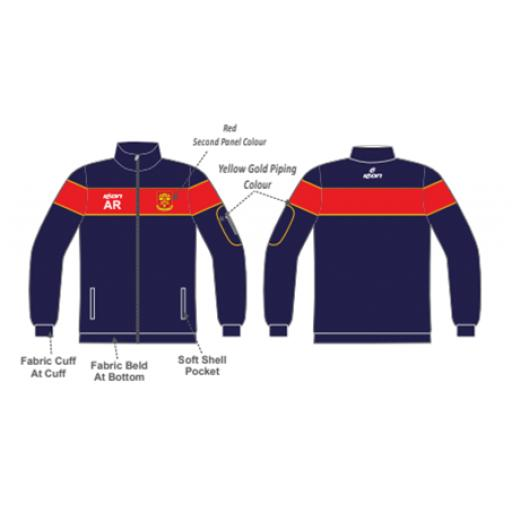 Pool CC Travel Jacket