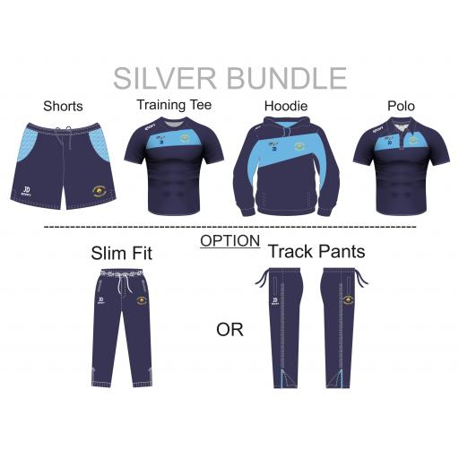 Queensbury CC Silver Bundle
