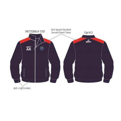 Springhead CC Travel Jacket