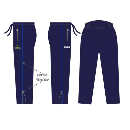Alkrington Tennis Club Track Pants