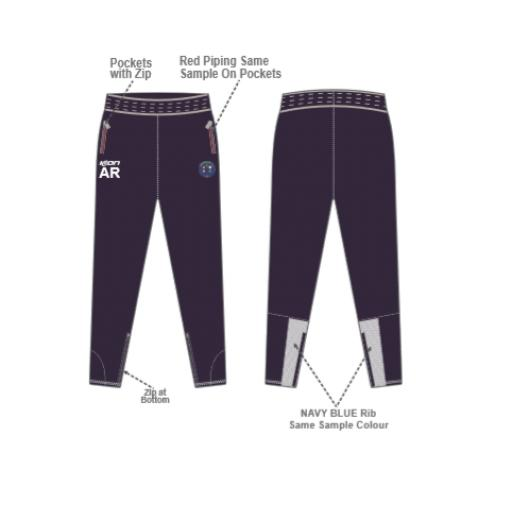 Springhead CC Skinny Fit Track Pants