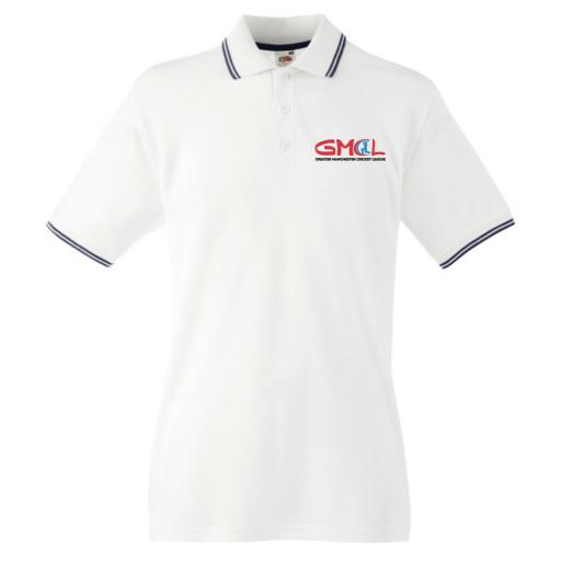 GMCL Umpire Polo Shirt - Short Sleeve
