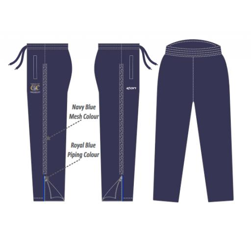 Woodley CC Microstretch Track Pants