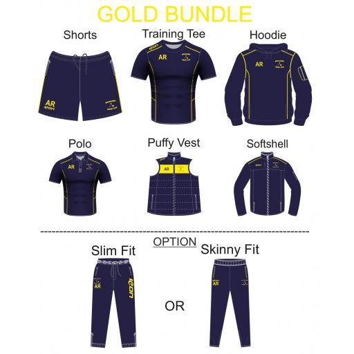 Micklehurst CC Gold Bundle