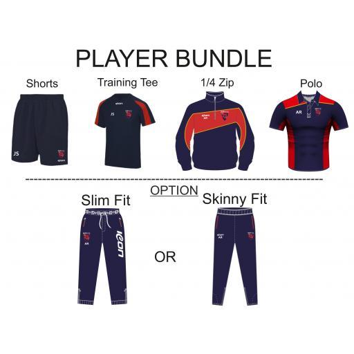 Bury CC Player Bundle