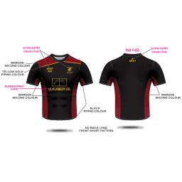 Woodhouses CC Training T-shirt