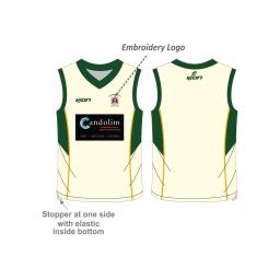 Stalybridge St Pauls CC Sweater - Sleeveless