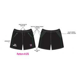 Lascelles Hall CC Training Shorts