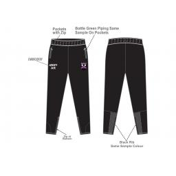 Lascelles Hall CC Junior Skinny Fit Track Pants