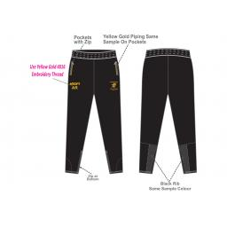 Woodhouses CC Skinny Fit Track Pants