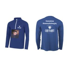 Colin Mcginty 1/4 Zip Sweatshirt