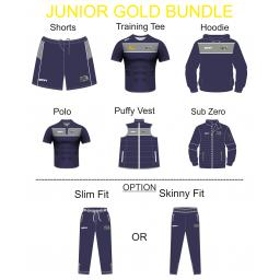 Todmorden CC Gold Bundle - Junior