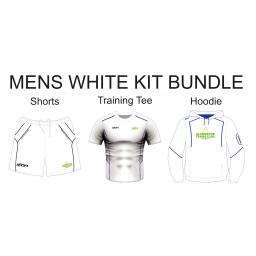Alkrington Tennis Club Mens Bronze Bundle - White Kit