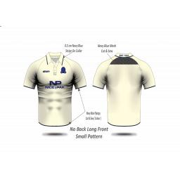 Highfield CC JUNIOR Playing Shirt - Short Sleeve