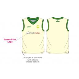 Milnrow CC Sweater - Sleeveless