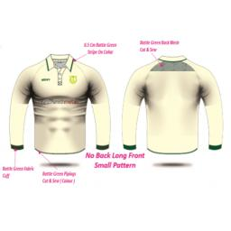 Milnrow CC Playing Shirt - Long Sleeve