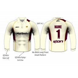 Eversley CC Playing Shirt - Long Sleeve