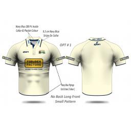 Todmorden CC JUNIOR Playing Shirt - Short Sleeve