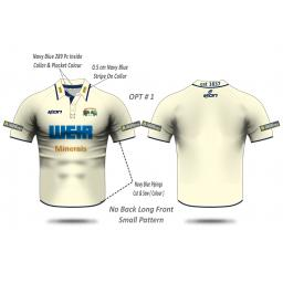 Todmorden CC SENIOR Playing Shirt - Short Sleeve