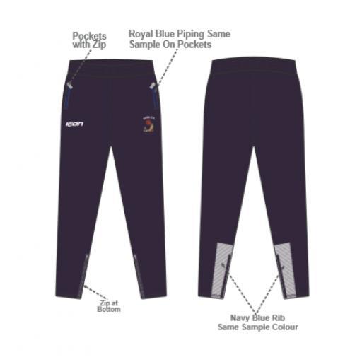 Elton CC Skinny Fit Track Pants
