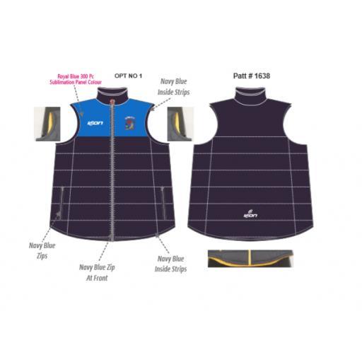 Elton CC Puffer Vest