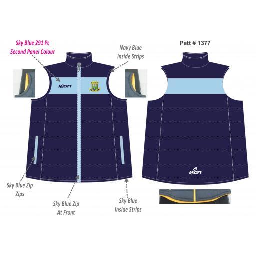 Blythe CC Puffer Vest