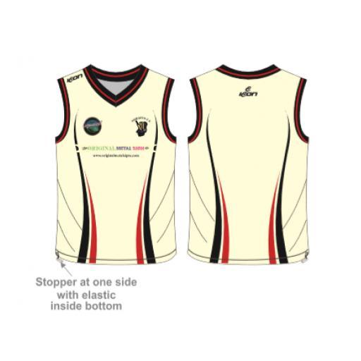 Haworth CC Sweater - Sleeveless