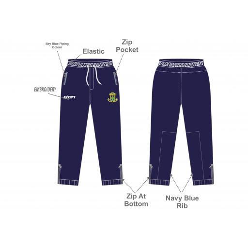 Blythe CC Slim Fit Track Pants