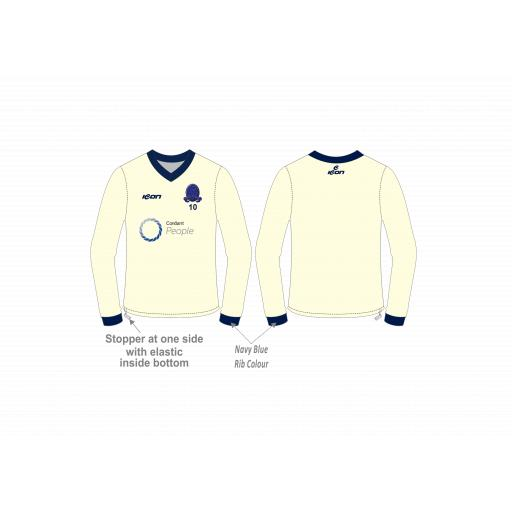 Highfield CC Sweater - Long Sleeve (no sleeve sponsor)