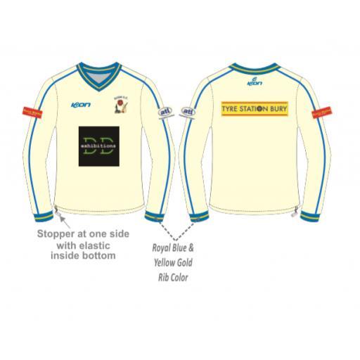 Elton CC JUNIOR Sweater - Long Sleeve