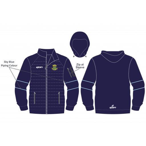Blythe CC Sub Zero Jacket