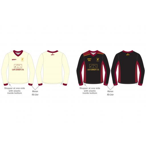 Woodhouses C.C Reversible Sweater - Long Sleeve