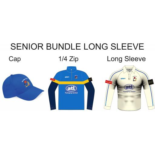 Elton CC Senior Bundle with Long Sleeve Shirt