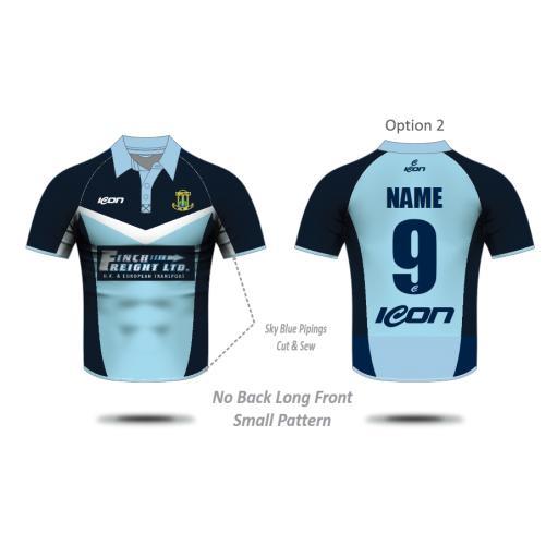 Blythe CC T20 Shirt - Short Sleeve