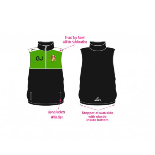 Middleton CC Gilet