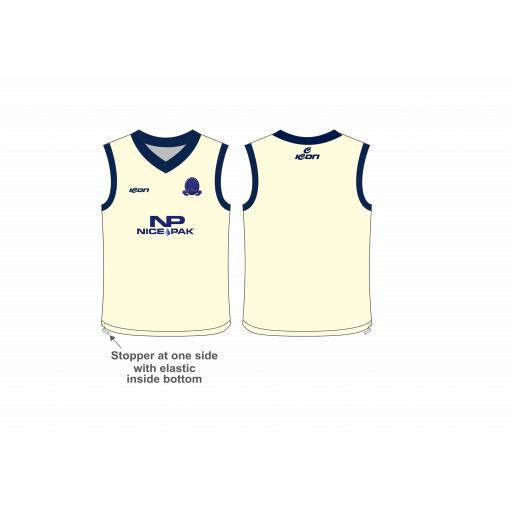 Highfield CC JUNIOR Sweater - Sleeveless
