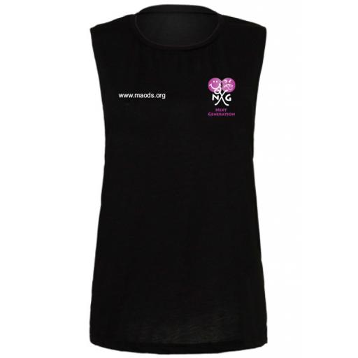 Next Gen Women's Muscle Vest