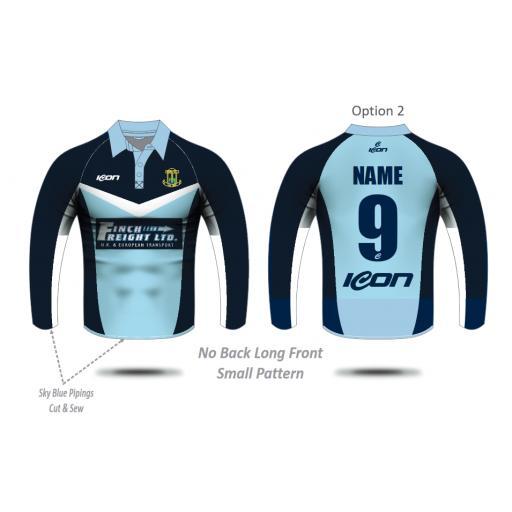 Blythe CC T20 Shirt - Long Sleeve