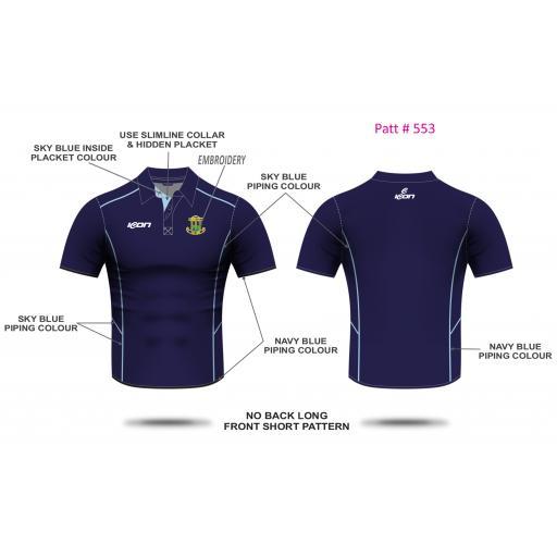 Blythe CC Polo Shirt