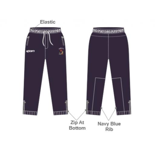 Elton CC Slim Fit Track Pants